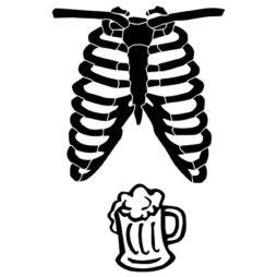 halloween pivo