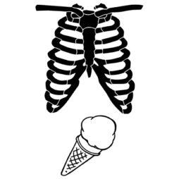 halloween sladoled
